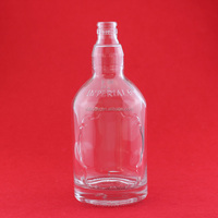 Wholesale good quality Rugby shaped bottles 750ml round bottles wine bottles