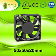 speed cooling fan 50x50x20mm dc mini fan with high