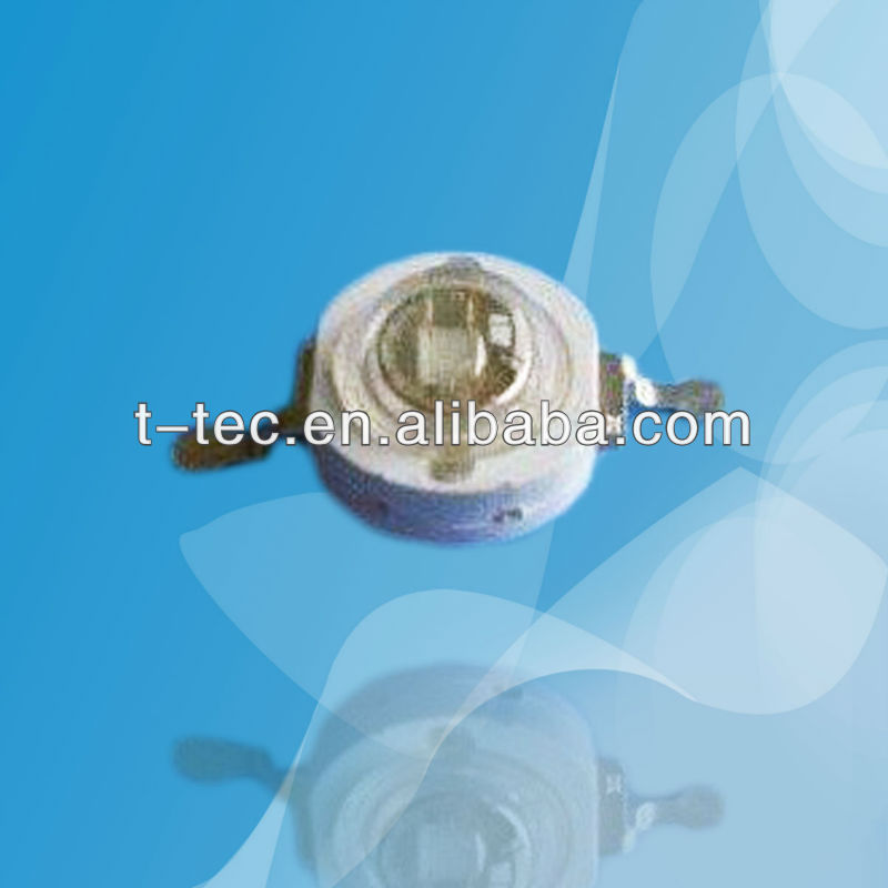 high power 1w uv 390-395nm power led for medical and chemistry assay