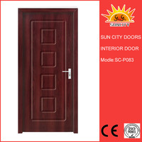 Elegant European wood door pictures for foreign market SC-W083