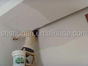 Finish wall putty for base coating