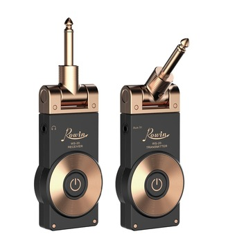 Rowin newest wireless system WS-20 Golden Plug with 8+ hours battery life