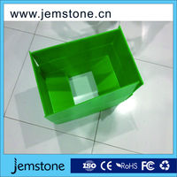 hollow PP plastic package box pack carton