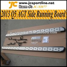 Q5 AGT BM Style Q5 Side Step Side Step Running Board Running Bar with Q5 Emblem for AUDI