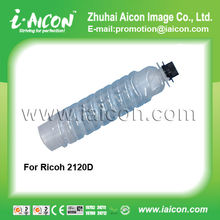 Compatible black copier toner cartridge ricoh Aficio 2120D