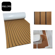 Melors 90in x 35in Marine Decking Composite EVA Cockpit Pads Boat Decking