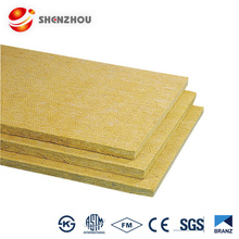 80kg/m3 thermal insulation rock wool board for sandwich panels