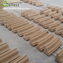 Best Price High Quality Yellow Sandstone Skirting for Construction Project