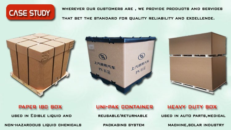 intermediate bulk container description on shipping papers
