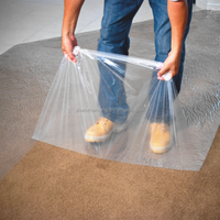 PE film for carpet protection