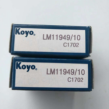 Koyo 19.05*45.237*15.49mm Cuscinetto A Rulli Conici LM11949/10