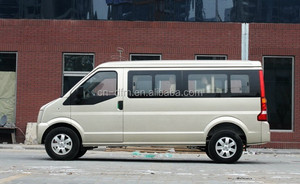 Mini Van for passenger, 7-11 seats right hand driving Dongfeng C37 Van