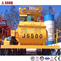 JS500 Concrete Mixer prices in South Africa
