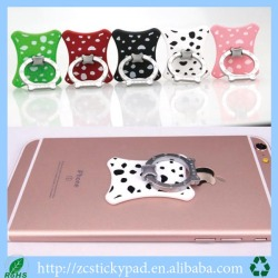 Novel promotional gift ring phone holder for mobile phone