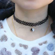 2015 fashion changeable pendant necklace
