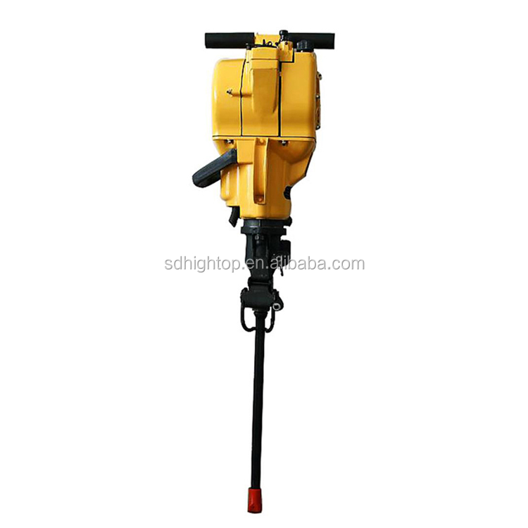 YN27 YN27C Air Compressor Hammer Rock Drill Gasoline Internal Combustion Rock Drill
