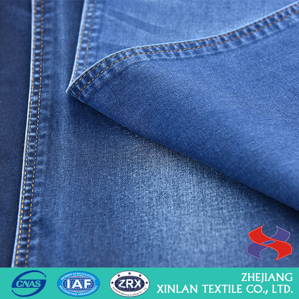 XinLan Professional cotton elastic denim fabric with great price