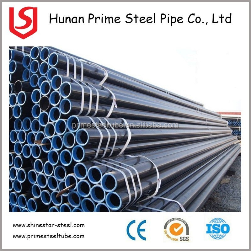 Prime Steel Pipe Galvanized Carbon Seamless St52 Honed Seamless Steel Pipe For Hydraulic Cylinder
