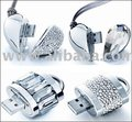 diamond flash USB drive / novel product