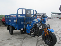 three-wheeled scooters/motorcycle cargo trailer/moped cargo tricycles
