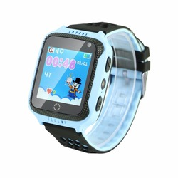 New design in 2018 Q529 Smart Watch SOS Smart Watch for Kids With GPS Tracker Remote Monitoring Smart Watch Kids