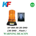 R10 Hot selling car warning light,warning beacon,stroble light,KF-WB-36-30 SMD