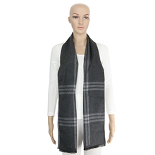 Brand name european men city fashionable wool kashmir shawls men