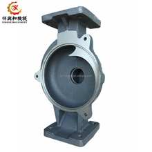 GGG40 precision shell casting ductile cast iron casting parts