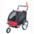 Baby Trailer with Suspension and Swivel Front Wheel