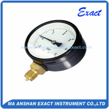 Exact Competitive Price Black Type Dry Pressure Gauge