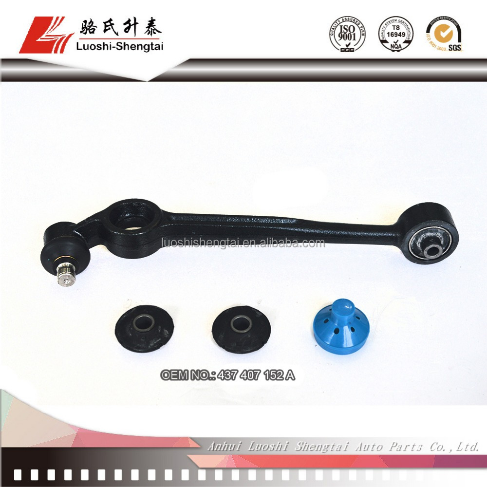 Lower position iron trailing arm 437 407 152 A for sale