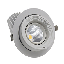 Recessed led cct adjutable compact led downlight 35w 50w for wholesale