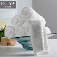 100 cotton hotel 21 bath set towels with dobby boder,5 star white luxury 100% cotton hotel terry bath towel logo