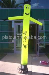 Attractive Inflatable One-legged air dancer,inflatable sky man for outdoor
