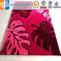 flower design wool carpets