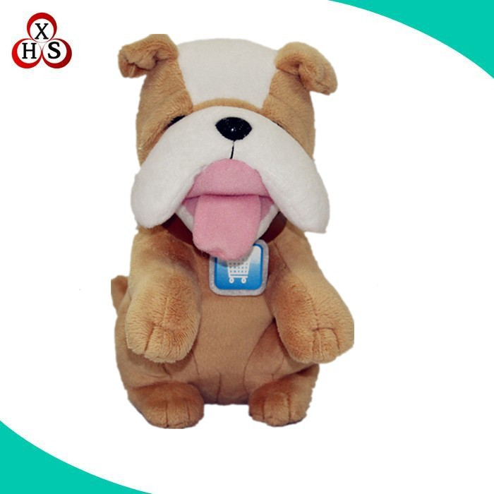 High Quality Plush Bulldog With Factoy Price