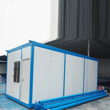 Factory Price Bamboo Prefabricated House