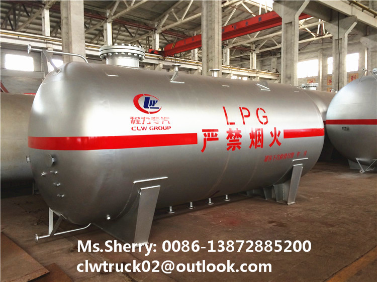 China manufacturer wholesale 10cbm-25cbm LPG tank at competitive price