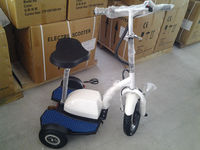 3 wheels electric scooters