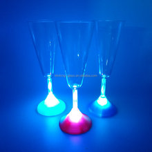 Led champagne plastic cup