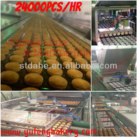 2013 latest new style industrial cake production line