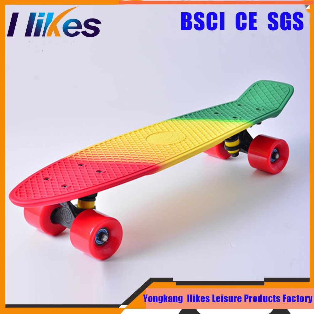 22 inch Plastic cheap skateboards under 20