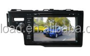 Wince car with 2 din car audio dvd gps for touch screen Fit 2014