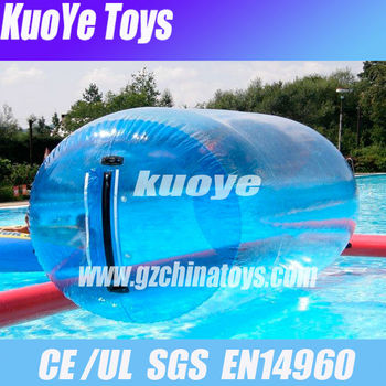 exciting inflatable 1.0MM smash water ball