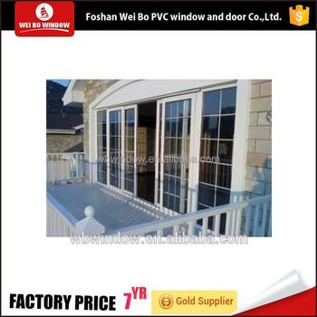 UPVC Door Grids Design Lowes Price Sliding Glass Patio Doors