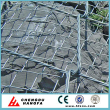 Spiral rope net slope protection wire mesh against rockfall