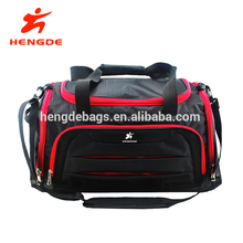 Travelling bag 600D Polyester Sport Outdoor Duffle Travel Luggage Bag For Gym Fitness