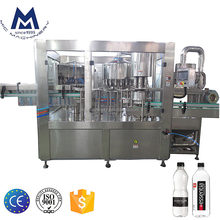 3 in 1 Fully automatic machinery cost mineral water plant project price/ mineral water filling bottling plant