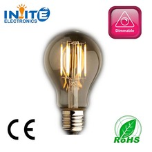 COB 2W 4W 6W 8W e27 led light bulbs warm white day light A60 Dimmable