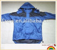 waterproof rain jacket for motorcyclist racing